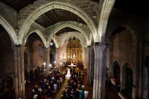 Santa Maria de Azogue, Bezantos