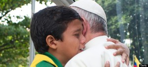 BRAZIL-POPE-WYD-CHILD