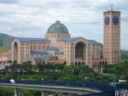 National Shrine of Our Lady of Aparecida, Brazil